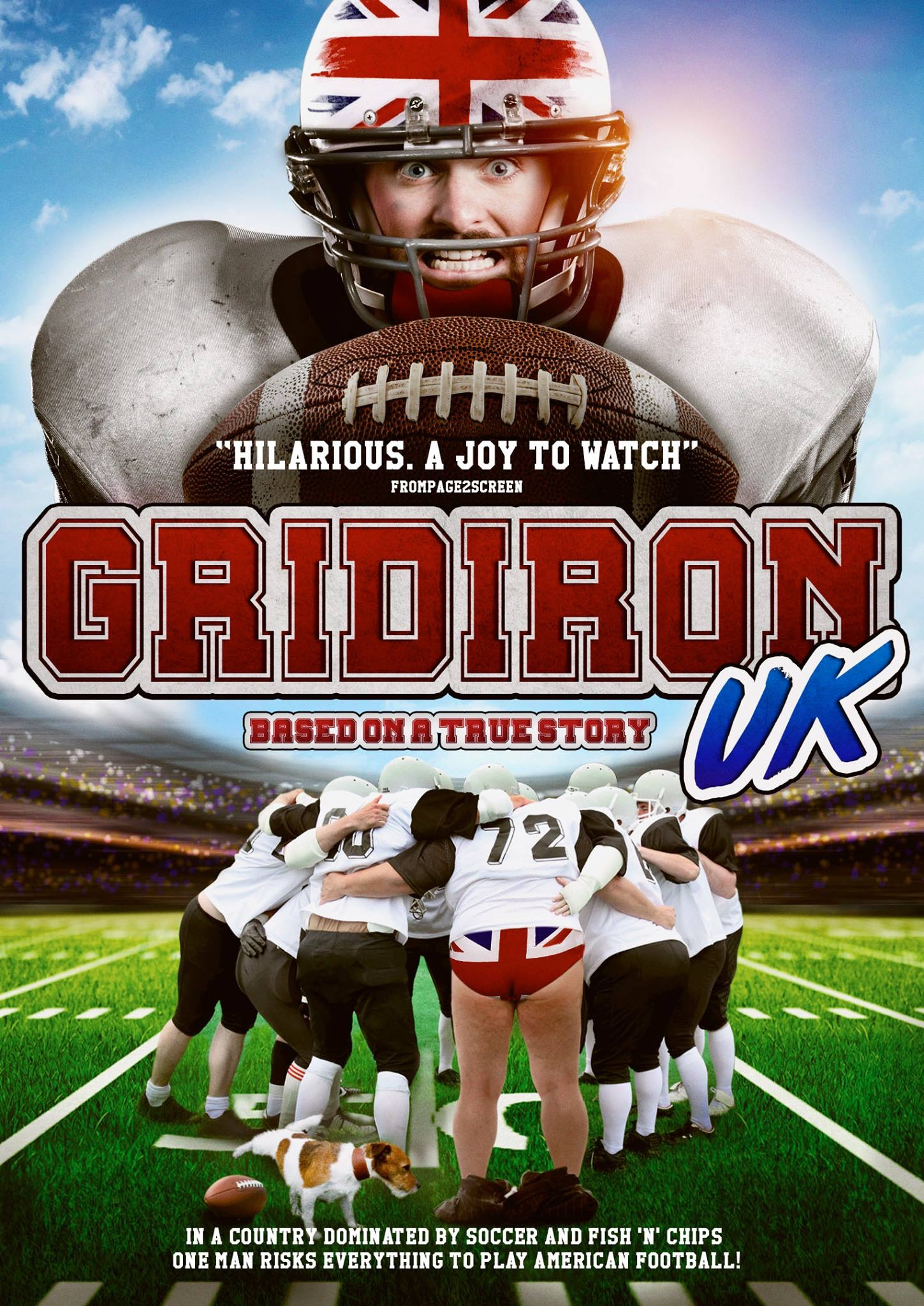 The Gridiron on FREECABLE TV