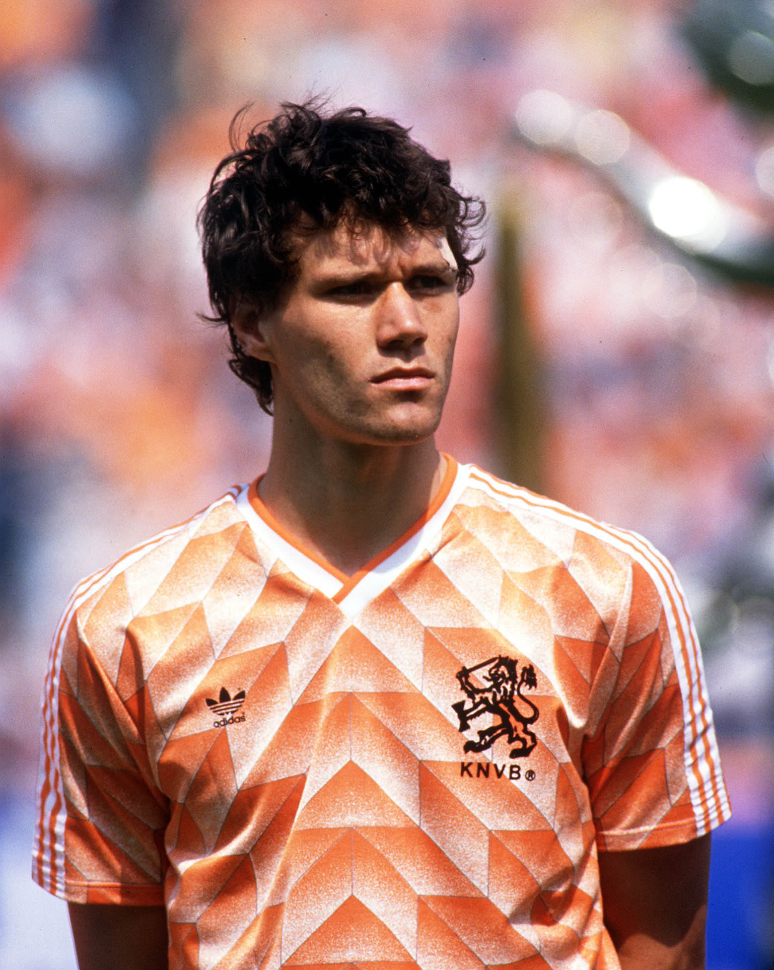 Marco van Basten: biography, photos and achievements 75
