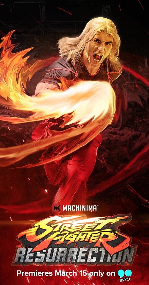 Street Fighter Resurrection Tv Series 2016 Imdb