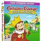 Jeff Bennett, Frank Welker, and Daniela Bobadilla in Curious George: Royal Monkey (2019)