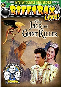 New movie promo free download RiffTrax Live: Jack the Giant Killer by David Giancola [SATRip]