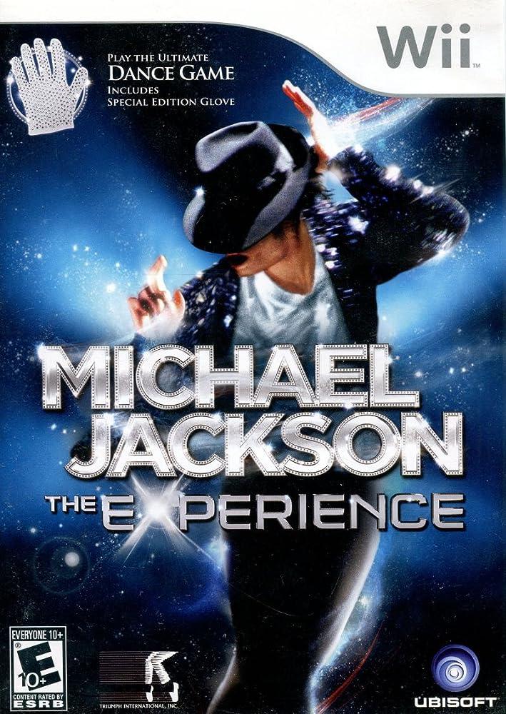 Michael Jackson The Experience 2010