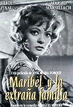 Maribel and the Strange Family