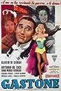 Gastone (1960) Poster