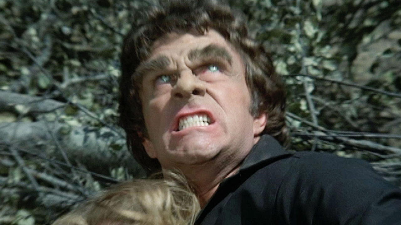 Bill Bixby and Laurie Prange in The Incredible Hulk (1978)