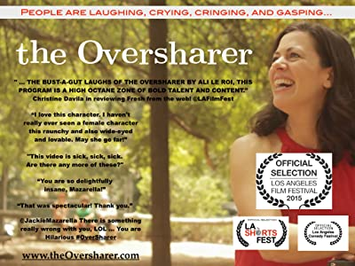 Movies dvd downloads The Oversharer USA [Ultra]
