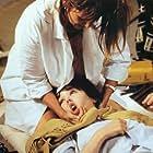 Isabelle Adjani and Clémentine Célarié in Toxic Affair (1993)