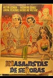 Masajista de señoras Poster