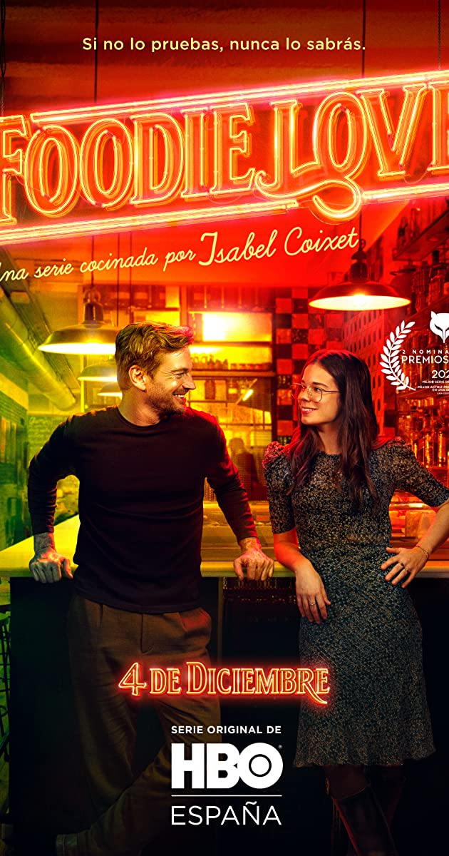 Download Foodie Love or watch streaming online complete episodes of  Season1 in HD 720p 1080p using torrent