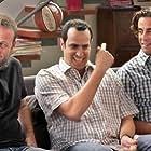 Nir Levy, Adir Miller, and Lior Halfon in Ramzor (2008)