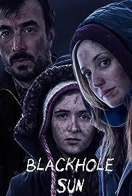 Erik Baker, Dina Cataldi, and Artemisia Ashton in Black Hole Sun