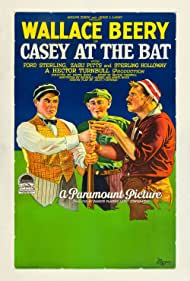 Wallace Beery, Spec O'Donnell, and Ford Sterling in Casey at the Bat (1927)