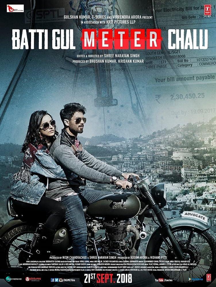Batti Gul Meter Chalu (2018) Hindi 1CD PDVD x264 – 350MB Download