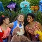 Alison Bartlett, Annette Calud, and Sonia Manzano in Sesame Street Jam: A Musical Celebration (1993)