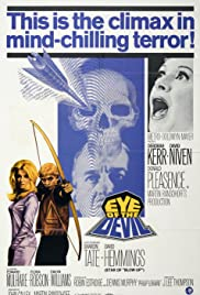 Eye of the Devil (1966) Poster - Movie Forum, Cast, Reviews