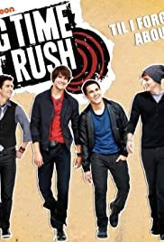 Big Time Rush: Til I Forget About You Poster