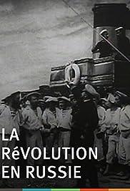 Revolution in Russia Poster