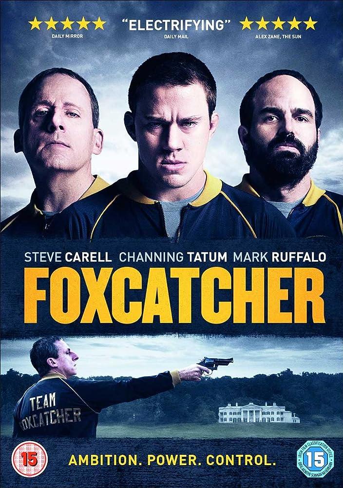 Foxcatcher (2014) Hindi Dubbed