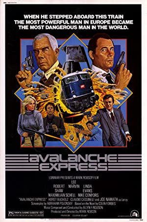 Where to stream Avalanche Express