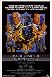 Avalanche Express (1979) Poster - Movie Forum, Cast, Reviews