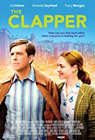 Amanda Seyfried and Ed Helms in The Clapper (2017)