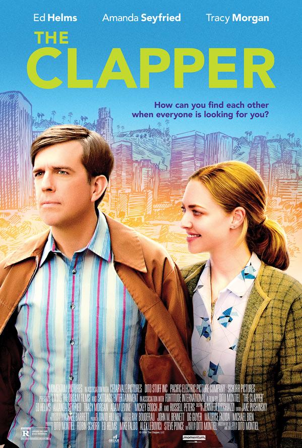 The Clapper (2017) BluRay 720p