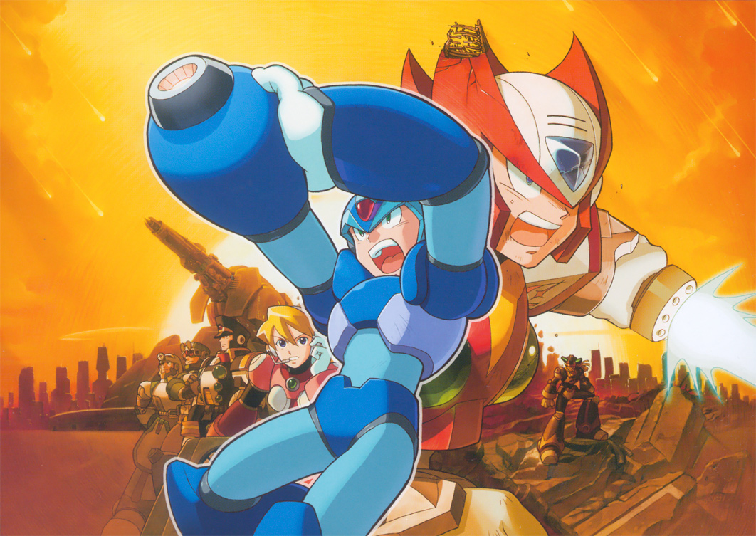 megaman x4 ps1 iso download