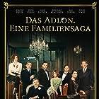 Marie Bäumer, Ken Duken, Heino Ferch, Burghart Klaußner, Anja Kling, Wotan Wilke Möhring, Johann von Bülow, and Josefine Preuß in Das Adlon. Eine Familiensaga (2013)