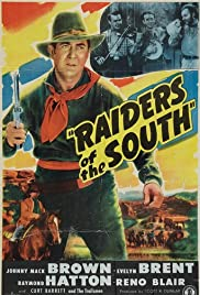 Raiders of the South Poster