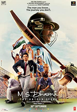 Download M.S. Dhoni: The Untold Story | 720p-1080p |