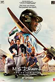 m s dhoni the untold story 2016 hindi full movie