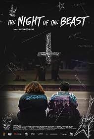 Daniel Esteban Reyes and Esteban Galindo in The Night of the Beast (2020)
