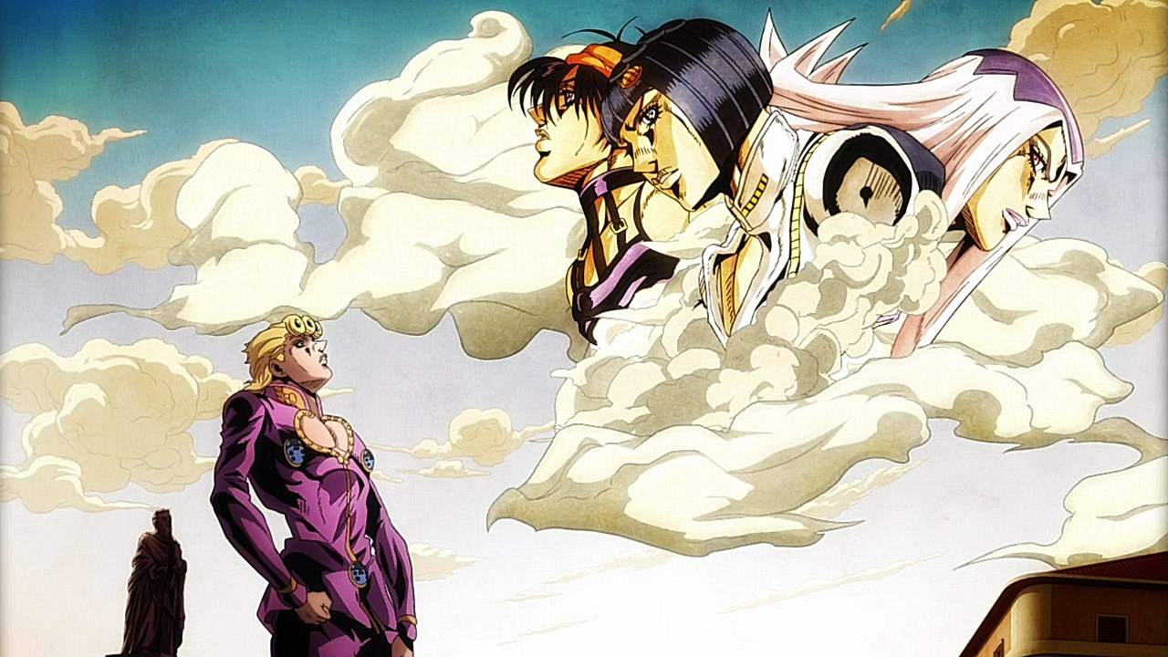 JoJo's Bizarre Adventure (TV Series 2012– ) - Photo Gallery
