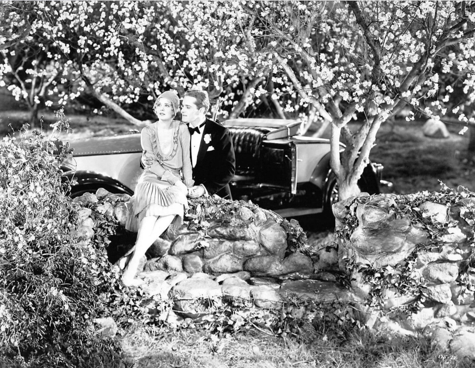 Alexander Gray and Marilyn Miller in Sally (1929)