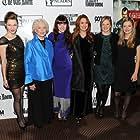 Jessica Collins, Ellen Burstyn, Bryce Dallas Howard, Jodie Markell, Marin Ireland, Zoe Perry at NYC premiere of The Loss of a Teardrop Diamond