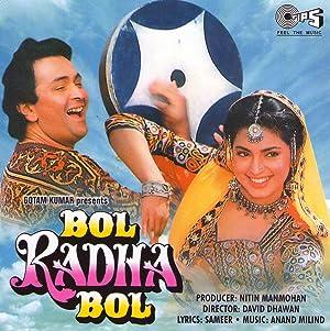 David Dhawan Bol Radha Bol Movie