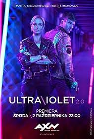Marta Nieradkiewicz and Piotr Stramowski in Ultraviolet (2017)