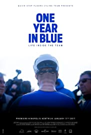 One Year in Blue