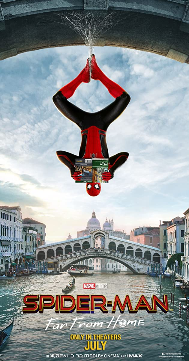 Watch Full HD Movie Spider-Man: Far From Home (2019)