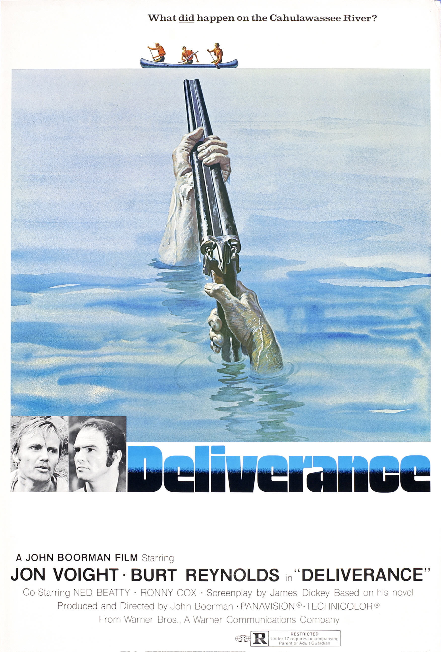 1972 TÉLÉCHARGER DELIVRANCE