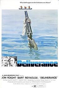 Burt Reynolds and Jon Voight in Deliverance (1972)