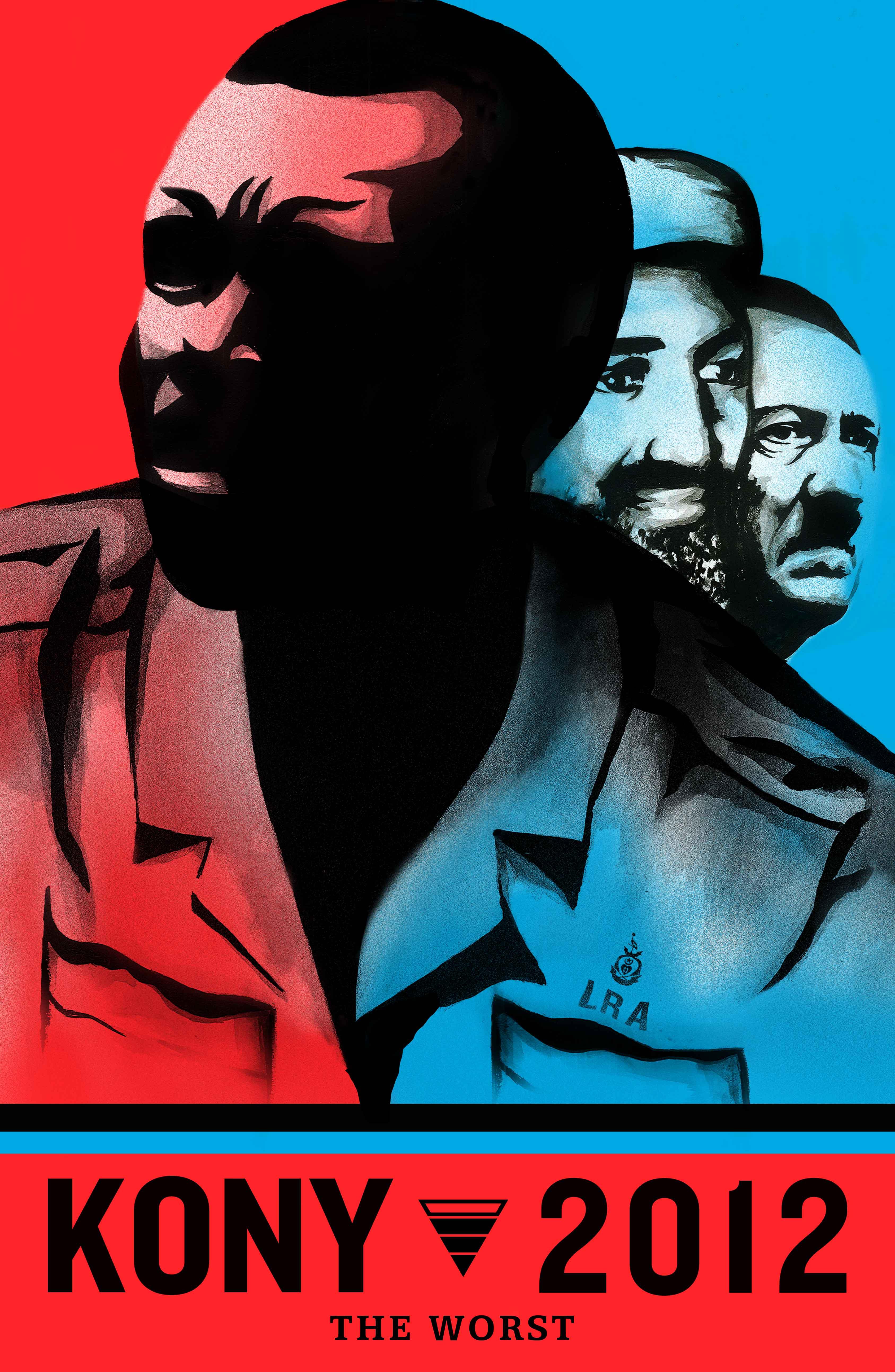دانلود زیرنویس فارسی فیلم Kony 2012