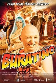 Primary photo for Buratino, Son of Pinocchio