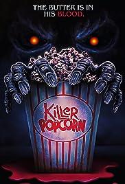 Killer Popcorn Poster