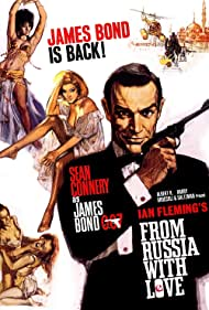 From Russia with Love (1964) Poster - Movie Forum, Cast, Reviews