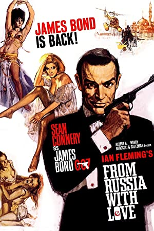 poster for From Russia with Love