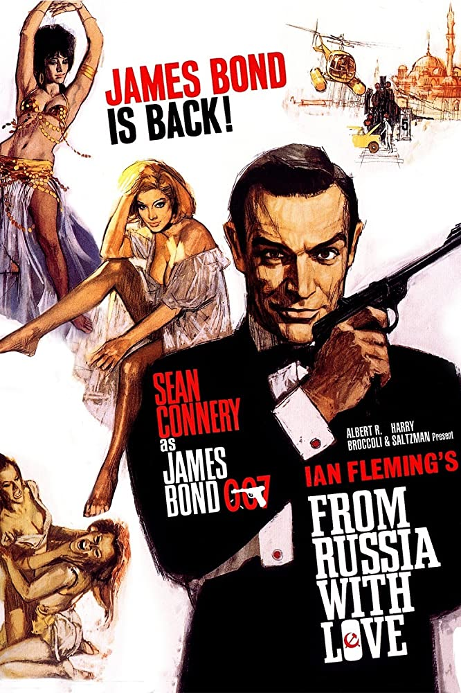 From Russia with Love (1963) Hindi Dubbed
