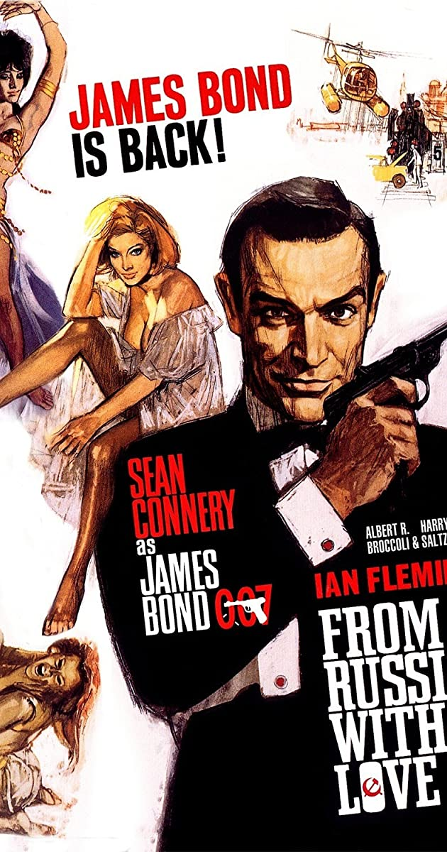 From Russia with Love (1963) - IMDb