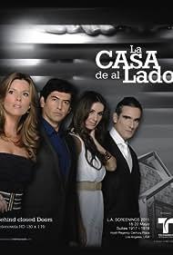 Gabriel Porras, Maritza Rodríguez, Catherine Siachoque, and Miguel Varoni in La casa de al lado (2011)