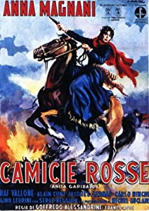 Free.avi movie downloads Camicie rosse by Luigi Zampa [x265]